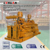 générateur refroidi à l'eau d'engine de biogaz de centrale 400kw électrique avec l'alternateur de Siemens