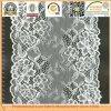White Stretch Lace Trim, Tricot Lace Fabric, Chemical Lace	 (K6914)