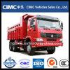 Sinotruk 18m3 HOWO Dump Truck
