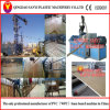 Máquina da produção Line/WPC da placa da espuma do PVC/maquinaria plástica