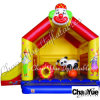 Business Rental (CYBC-1490)のための高品質Clown Jumping Castle