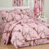De archivo: Imágenes rosadas del conjunto del dormitorio de Camo