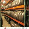 Prateleira de palete de pneus de revestimento em pó