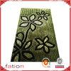 Couverture 100% Shaggy de région de polyester de tapis de tissu