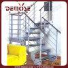 Prefabricada de acero Escaleras de hierro (DMS-3007)