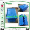 سوقيّة بلاستيكيّة حمل وعاء صندوق مع أغطية