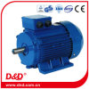 Motor de inducción del motor eléctrico con el motor asincrónico tubular de la CA de Tefc del ventilador la monofásico de la inducción eléctrica/eléctrica de la jaula de ardilla de la rueda de la polea