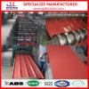 Soldado Color Coated Roofing Sheet para Roof e Wall