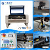 Fabrik-Preis-Qualitäts-Laser-Gravierfräsmaschine, CO2 Laser-Scherblock