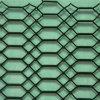 Setaccio a maglie in espansione architettonico dell'interno del metallo