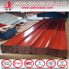 上塗を施してある屋根瓦のための金属によって波形を付けられるシートを着色しなさい