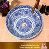 Dispersori di ceramica dipinti a mano classici di lavoro di parrucchiere di Jingdezhen