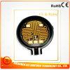 calefator elétrico flexível de 348*348mm 24V 125+125W RoHS Polyimide