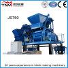 Misturador concreto 750L do eixo gêmeo (JS750)