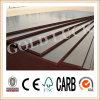 madera contrachapada marina laminada 12m m para el encofrado concreto