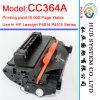 Cartucho de tonalizador genuíno para o cavalo-força Cc364A, Cc364X (compatível, OEM)