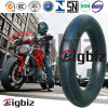 Câmara de ar interna 3.00-17. da motocicleta do preto de carbono da alta qualidade