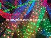 Luz de la cuerda de los alambres LED de la luz de tira del LED 5 (forma plana)