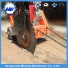 Caminata del cortador del camino del motor diesel del fabricante detrás del cortador concreto (HW-500)