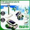 Sonnenenergie 6 1 Roboter-Installationssatz Owi in den pädagogischen Solarspielwaren