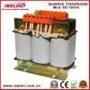 15kVA tipo aberto trifásico SG do transformador da isolação de IP00 (SBK) -15kVA