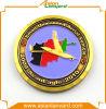 Kundenspezifische Herausforderungs-Münze mit unterschiedlichem Überzug