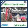 Textilraffineur für Gewebe Detwisting