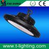 Bahía brillante estupenda del UFO LED de la prueba 200W del polvo de la iluminación del almacén del precio bajo alta