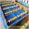 Azulejo esmaltado material para techos del perfil de Dx que hace la máquina