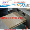 PE WPC Decking Board Extrusion Line voor Outdoor Floor