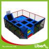 Liben Mini Trampoline avec Foam Pit et Basketball Hoop