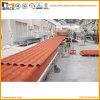 Облегченные плитки крыши синтетической смолаы ASA смеси в Китае