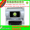 7 pulgadas Capacitive Android 4.2 Car GPS Navi para Citroen C4 con el iPod TV Radio de 3G WiFi RDS