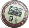 Подгонянное Souvenir Challenge Coin с Diamond Edge