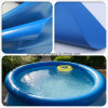 Брезент PVC раздувной для игрушки плавательного бассеина
