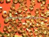 높은 순수성 황색 처리되지 않는 다이아몬드