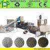 Machine de pelletisation de HDPE de qualité pour le PE en plastique de rebut HD pp avec le câble d'alimentation de compactage