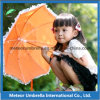 Guarda-chuva amigável extravagante dos cabritos das crianças da placa do laço da flor da segurança de Eco