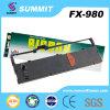 Cinta compatible de la impresora de la alta calidad de la cumbre para Epson Fx-980 N/D