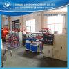 La machine en plastique d'extrusion siffle la machine en plastique à mur unique de tube de tuyau de pipe de PE de PVC pp