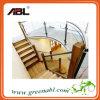 Balustrade d'intérieur en acier Dd047 d'escalier de Stainles