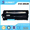 Laser Printer Compatible Toner Cartridge para 91e Drum Unit