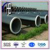 Tubo d'acciaio saldato spirale anticorrosiva di api 5L X70 Psl2 SSAW 3PE