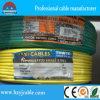 Groene AWG 10 AWG 12 van het Jasje UL83 Thw Vastgelopen Enig CCA van de Kabel CCC Koper