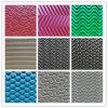 Placa Textured da espuma de EVA da qualidade da cor brilhante