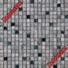 Ijs-Gebarsten het mozaïek & de Steen mengden Grijs (MGCMS602)