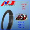 O ECE Certificated o tubo interno de venda quente da motocicleta 350-8