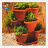 Hängende Strawberry/Herb Planter/3 ReiheFlowerpots
