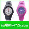 Silicone Snap Button Watch (NFSP089)