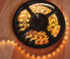SMD3528 Yellow LED Flexible Strip Light para Christmas Day